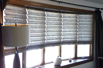 Finishing Touch Window Fashions Project