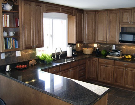 Finishing Touch Design Studio proudly offers elegant custom cabinetry from Waypoint and HomeCrest.  Click here to contact us today!
